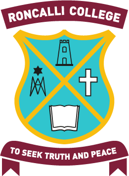 Roncalli College - To Seek Truth and Peace